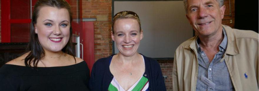 Rachel Nicholls Master Class