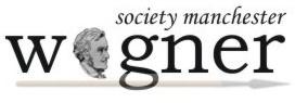 Wagner Society Manchester logo