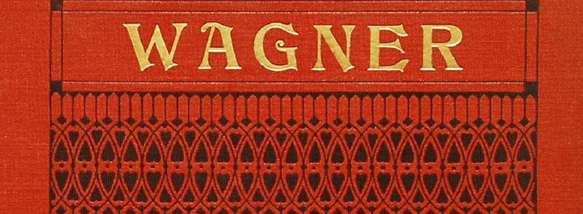 Cover of piano score for Wagner's Siegfried [c. 1900] by Karl Klindworth