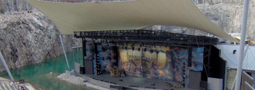Dalhalla stage